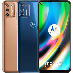 "Motorola Moto G9 Plus XT2087-2 128GB 6GB RAM Dual Sim (FACTORY UNLOCKED) 6.81"""
