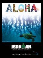 2017 IRONMAN Triathlon World Championship Kona Hawaii DVD