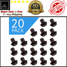 5 X SMEG HOB PAN RUBBER FEET SUPPORT PART 7540101121 PACK OF 5 GENUINE PARTS