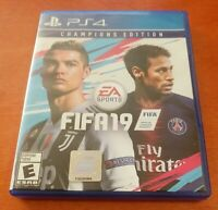 FIFA 19 Champions Edition Sony PlayStation 4 PS4 EA Sports Electronic Arts