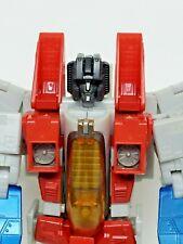 Hasbro Masterpiece Transformers MP-07 STARSCREAM 2015 Used Complete.