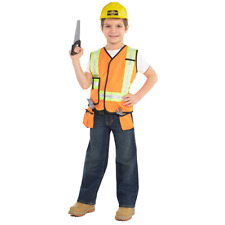 Unisex Builder Kit - Age 4-6 Years- made by Amscan