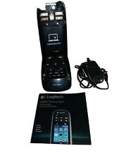 "Logitech Harmony Ultimate One 2.4"" Touch Screen Universal Remote for 15 Devices"