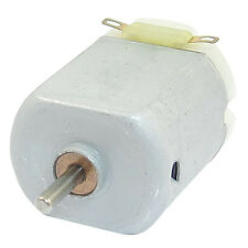 6300-23000RPM 3-6V High Torque Magnetic Electric Mini DC Motor Silver HY
