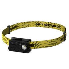 Nitecore NU20 360Lm USB Rechargeable Headlamp XP-G2 S3 -Optional Color Choices