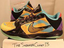 New DS Nike Zoom Kobe V 5 Prelude Sz 13