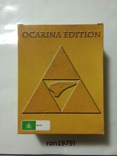 Legend Of Zelda Ocarina Of Time 3DS Rare Australian Collectors Edition Brand New