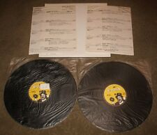 DR DEMENTO 1985 Funny 25 Year End Top Countdown 2 LPs #85-52 Westwood One RARE!