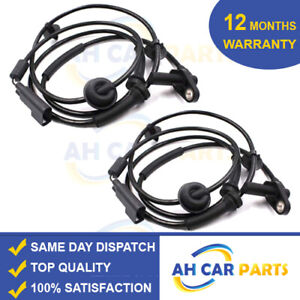 2X ABS SPEED SENSOR FOR FORD TRANSIT MK7 (2006-2014) FRONT LEFT & RIGHT