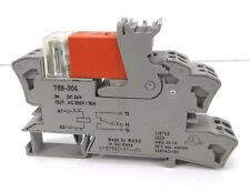 WAGO 788-304 Stecksockel mit Relais Relaissockel Relay Socket Schrack RT314024