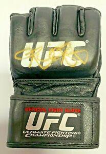 Rhonda Rousey Signed UFC Autographed Fight Glove Fanatics Holo A415491