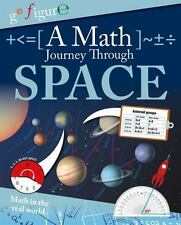 MATH Journey Through Space by Anne Rooney (English)