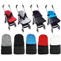 Pushchair Stroller Buggy Cosytoes Foot muff Fleece Lined Cushion Sleepy Bags UK