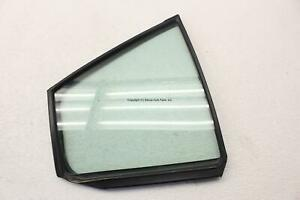 SUBARU LEGACY SEDAN 15 16 17 18 19 REAR PASSENGER VENT GLASS WINDOW CLEAR OEM