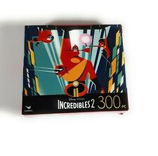 NEW 300 Piece Jigsaw Puzzle Cardinal Sealed 14 x 11 Disney The Incredibles 2