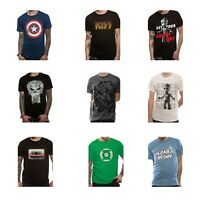 Mens T Shirts Officially Licensed - Guardians of the Galaxy and More