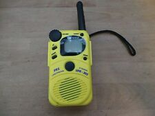 1 Unwired Walkie Talkie 2 Way Family Radio 14 Channels UFR-305 Hiking Exploring