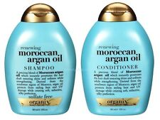 Organix RENEWING ARGAN OIL OF MOROCCO Shampoo And Conditioner (Choose option)