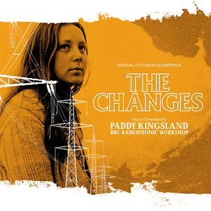 The Changes vinyl - Paddy Kingsland/BBC Radiophonic Workshop
