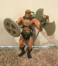 2002 Mattel Masters of the Universe (MOTU) He-Man Loose Figure