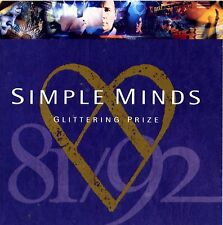 CD - SIMPLE MINDS / glittering prize