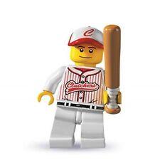 LEGO #8803 Mini figure Series 3 BASEBALL PLAYER