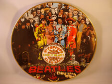 THE BEATLES **SGT. PEPPER: THE 25th ANNIVERSARY PLATE** NUMBERED LIMITED EDITION