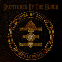 MPIRE OF EVIL - Creatures Of The Black - MCD (Venom)
