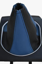 FITS FORD MONDEO Mk3 03-2006 GAITER BEST LEATHER MID BLUE