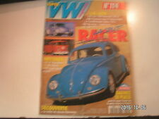 **c Super VW Magazine n°114 La split Racer / Combi double cabine 1961
