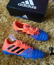 Adidas Changeable Studs Rugby League Boots For Sale Ebay
