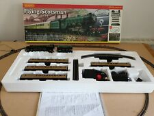 Hornby Flying Scotsman Train Set R1039 please read condition report good runner