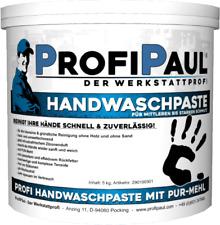hochreinigende Handwaschpaste 5kg für die Werkstatt mit PUR Mehl