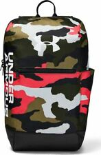 Unisex Under Armour Camo Backpack School Bag Travel Holiday Rucksack