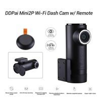 1440P@25FPS DDPai Mini2P 4MP Wi-Fi Vehicle Recorder Night Vision Android/IOS APP
