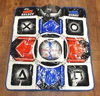"Game Stop Brand ""Let's Dance"" Show off your Moves Dance Mat for PS1 / PS2"