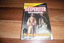 GESPENSTER GESCHICHTEN Taschenbuch  # 89 -- im BANN des TODESBOTEN  // 1993