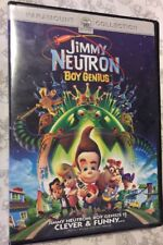 Jimmy Neutron: Boy Genius (DVD, 2002, Sensormatic)