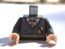 LEGO HARRY POTTER HERMIONE RON GINNY WEASLEY UNIFORM GRYFFINDOR TORSO SUPER RARE