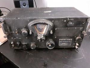 Vintage U.S. Army Signal Corps BC-348-P Stromberg-Carlson Radio Receiver