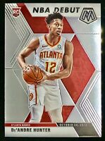 2019-20 Panini Prizm Mosaic De'Andre Hunter Rookie Card RC NBA Debut Hawks 🔥📈