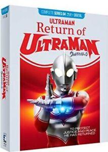 Return of Ultraman: Complete Series [New Blu-ray]