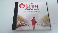 "ORIGINAL SOUNDTRACK ""UN INDIEN DANS LA VILLE"" CD 12 TRACK BANDA SONORA BSO OST"