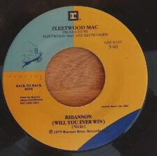 """FLEETWOOD MAC """"Rhiannon (Will You Ever Win)"""" Reprise  Back To Back GRE 0119"""