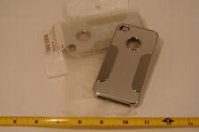 Aimo Wireless iPhone 4 4s 4G Premium Chrome Aluminum Hard Case Cover