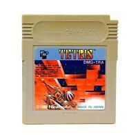 Tetris Nintendo GameBoy GB Game Boy Japanese Video Games Puzzle 1989 Japan