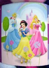 ~ Disney Princess - BLANKET GENUINE DISNEY LISENCED POLAR FLEECE THROW BED Fairy