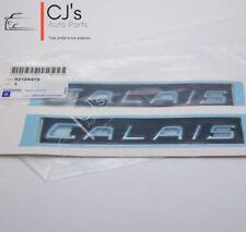 Holden Badge VY VZ Calais Rear Door Badges x 2