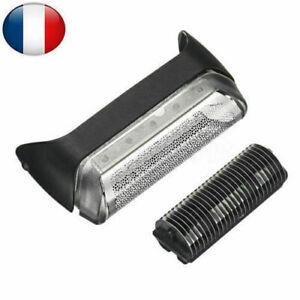Shaver Feuille Rasoir Grille Rasage et lames pour BRAUN 10B Series 1 190 170 180