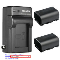 Kastar Battery Wall Charger for BN-VG107U BN-VG108U BN-VG114U BN-VG121U BNVG138U